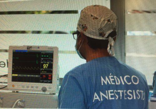 dorso monitor medico anestesista